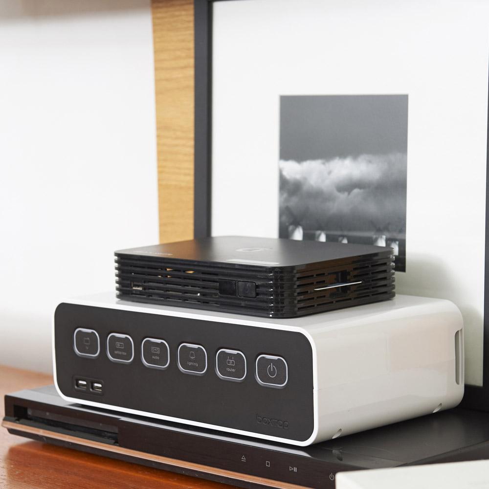 에이블루 박스탭, 전선정리형 멀티탭 USB형 (AB520)의 썸네일 이미지